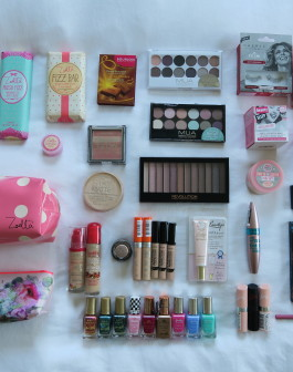 Boots and Superdrug Haul 1