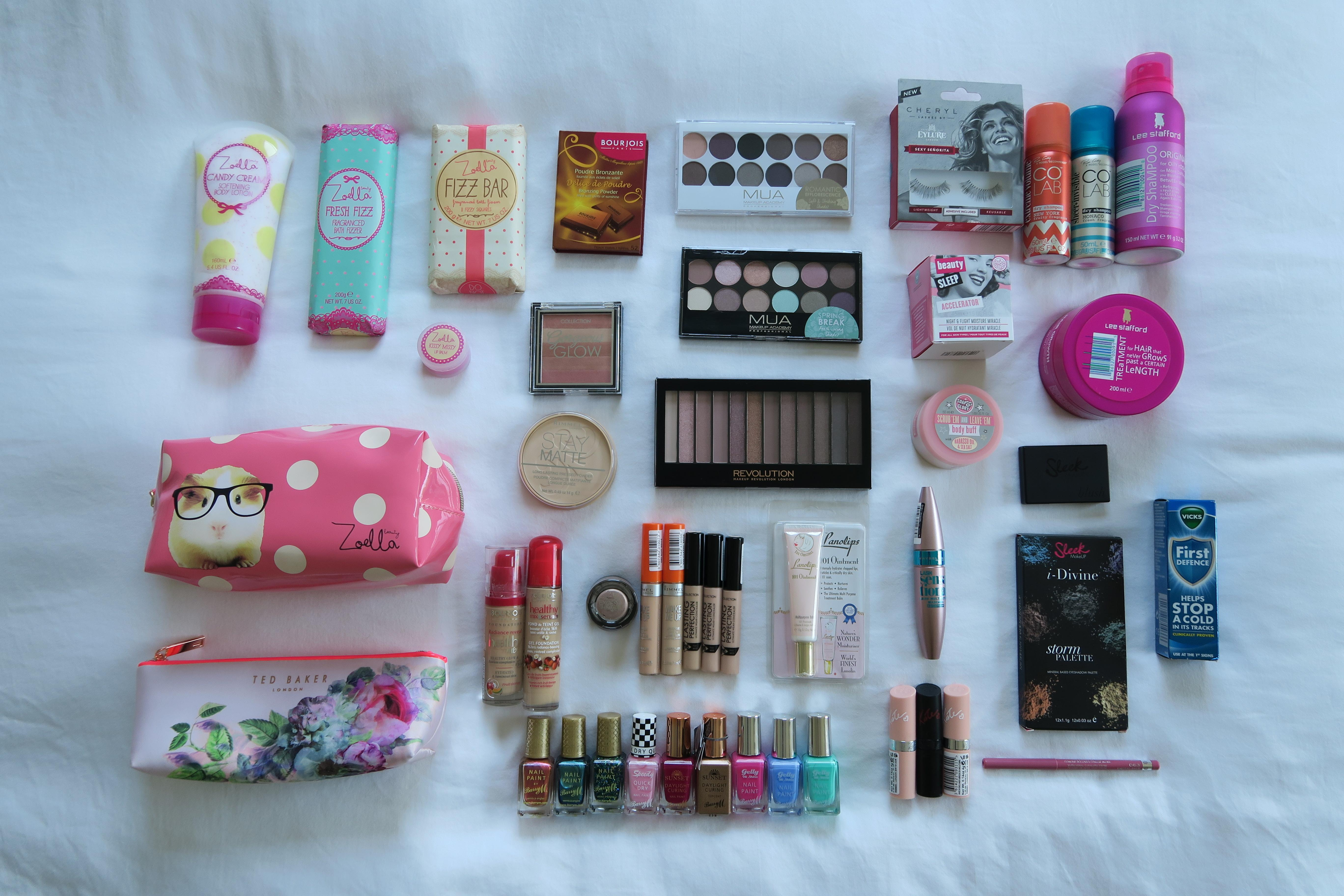 Boots & Superdrug Haul + Zoella Beauty Giveaway! (CLOSED)